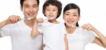 Chải răng đúng cách để phòng sâu răng